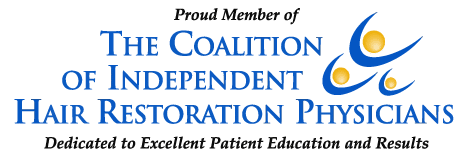 Coalition of Independent Hair Restorations Physicians | Cooley Hair Center, Jerry E. Cooley M.D. | Hair Loss Treatment | Charlotte, NC