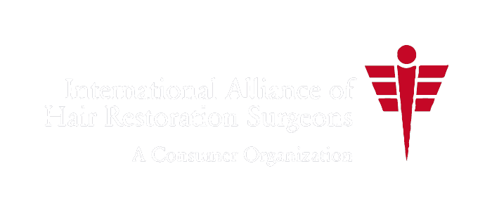 International Alliance of Hair Restoration Surgeons logo